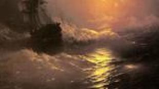 Всемирная картинная галерея Сезон-1 Иван Айвазовский. Легендо о Чёрном море