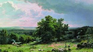 Всемирная картинная галерея Сезон-1 Иван Шишкин. Сказка о пропавших медвежатах