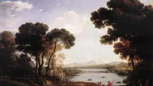 Всемирная картинная галерея Сезон-1 Клод Лоррен. Сказка о пастухе и музах