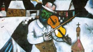Всемирная картинная галерея Сезон-1 Марк Шагал. Воображение художника