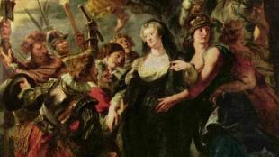 Всемирная картинная галерея Сезон-1 Питер Пауль Рубенс. Аллегория о Марии Медичи