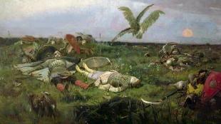 Всемирная картинная галерея Сезон-1 Васнецов Виктор Михайлович. Волшебный мир сказки