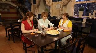 Второе и компот Сезон-1 Пицца
