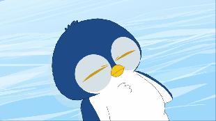 Юху и его друзья Сезон-1 Куки - пингвин Антарктиды