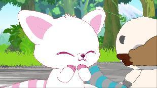 Юху и его друзья Сезон-1 Очки для Очкового медведя