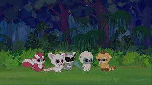 Юху и его друзья Сезон-1 Руди покидает группу