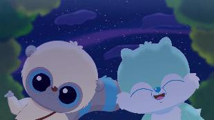Юху и его друзья Сезон-2 Друг Юху - привидение