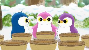 Юху и его друзья Сезон-2 История пингвинов