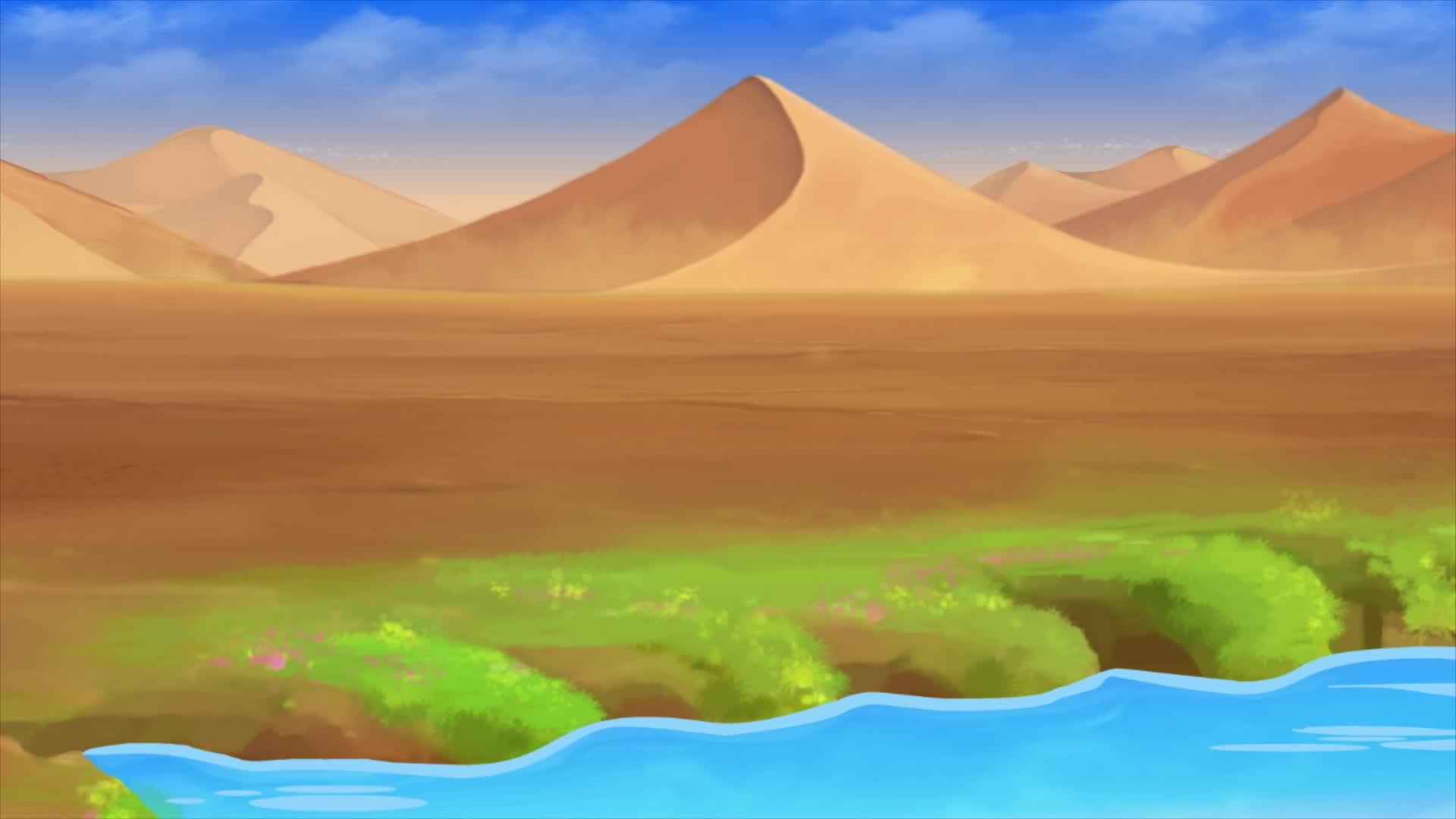 Юху и его друзья Юху и его друзья. Сезон 1 14 - Пустынный рай. Часть 2