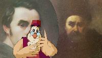 Заняття тітоньки сови Всесвітня картинна галерея Всесвітня картинна галерея - Тарас Шевченко