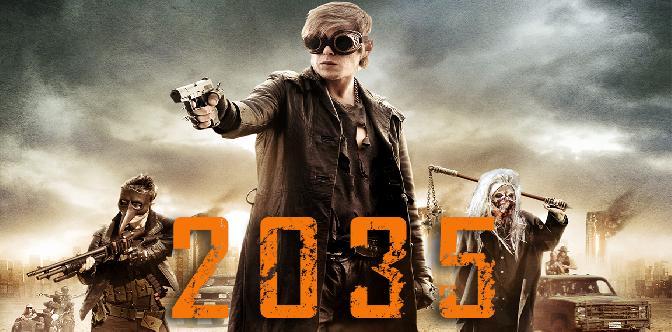 Смотреть Запрещенная реальность / 2035: Forbidden Dimensions (2013)