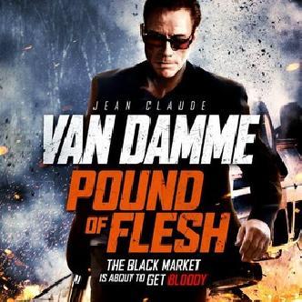 Смотреть Жан-Клод Ван Дамм потерял «Фунт плоти»
