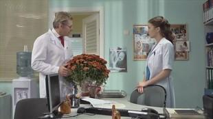 Женский доктор 1 сезон 23 серия. Подкидыш
