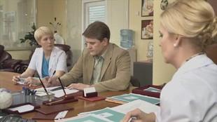 Женский доктор 1 сезон 26 серия. Американские гонки