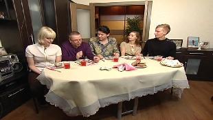 Званый ужин Сезон-3 Серия 2