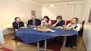 Званый ужин Сезон-3 Серия 58