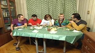 Званый ужин Сезон-4 Серия 37