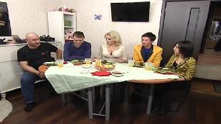 Званый ужин Сезон-4 Серия 73
