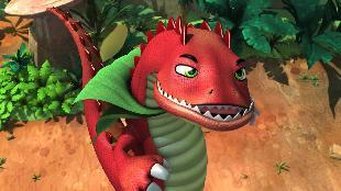 Зверята Сезон-5 Первый динозавр