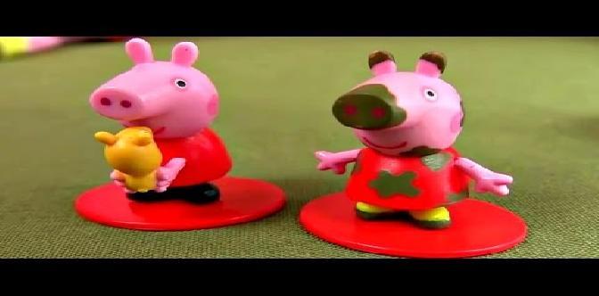 киндер сюрприз свинка пеппа купить